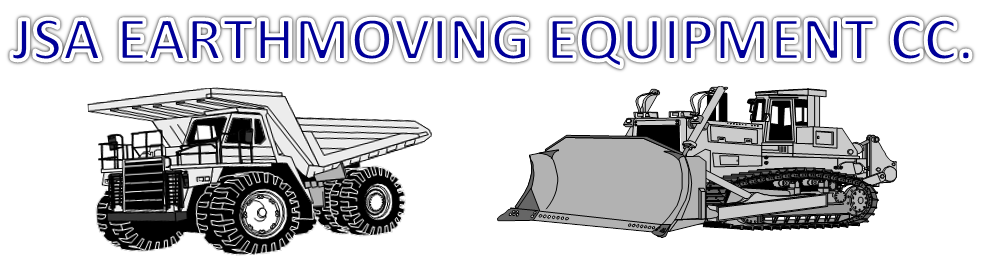 JSA Earthmoving Equipment